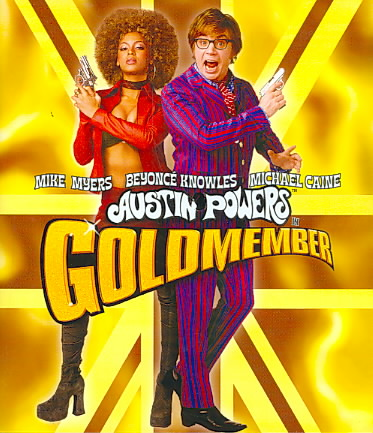 AUSTIN POWERS IN GOLDMEMBER BY MYERS,MIKE (Blu-Ray)